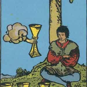 4 of Cups Tarot Card Meaning