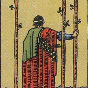 3 of Wands Tarot Card Meaning