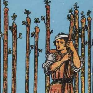 9 of Wands Tarot Card Meaning