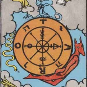 The Wheel Tarot Card Meaning